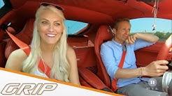 Matthias Malmedie trifft 'Supercar Blondie' in Dubai | GRIP
