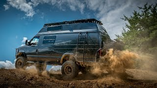 Alpha Van: The Ultimate Ford E-350 Overland 4x4