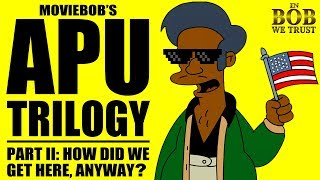 In Bob We Trust - APU TRILOGY: PART II (The Simpsons)