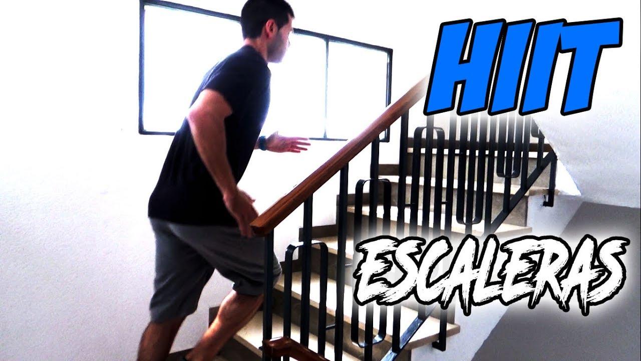 cuantas veces hay que subir y bajar escaleras para adelgazar