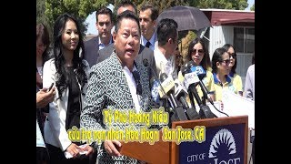 Ty Phu Hoang Kieu Cuu tro Nan Nhan Hoa Hoan @ San Jose