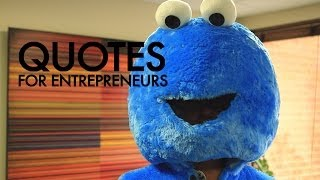 Quotes for Entrepreneurs - don