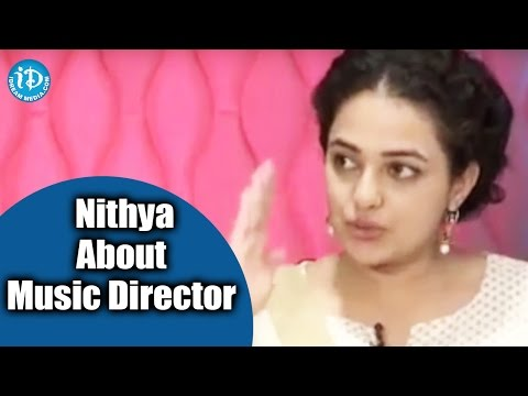 Nithya Menen About Music Director Govind Menon || 100 Days of love team Interview