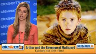 Arthur and the Revenge Of Maltazard Movie Preview