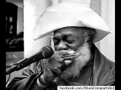 "Elliot ""Grandpa Elliott"" Small - New Orleans Jazz & Heritage Festival. 2010"