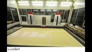 Printing and Unloading a VX4000 job