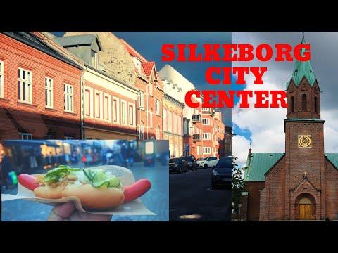 SILKEBORG DENMARK City Center Quick Tour|My Hubbys Hometown| Travel Denmark 2019