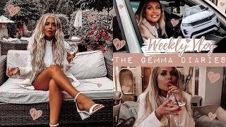 WEEKLY VLOG: New Car Shopping, Homesense Trips, Healthy Meal Ideas + More | THE GEMMA DIARIES
