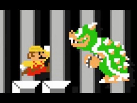 Super Mario Maker - 100 Mario Challenge #108 (Expert Difficulty)