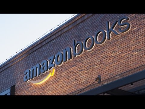 Will Amazon 'Wal-Mart' The Bookstore Business? - Newsy