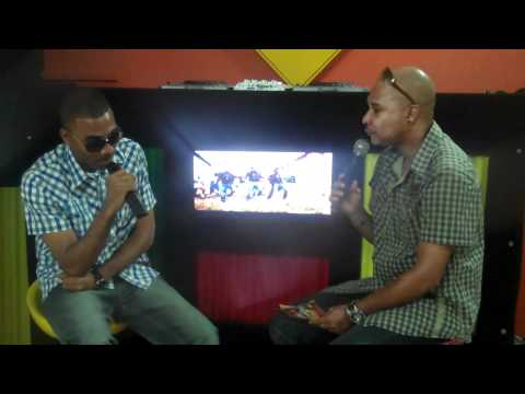 3STAR ON HYPE TV IN JAMAICA