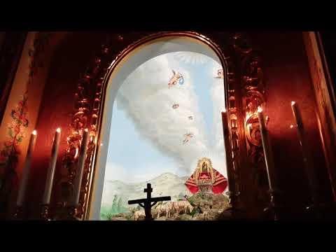 Salve a la Santísima virgen de Aguas Santas del convento