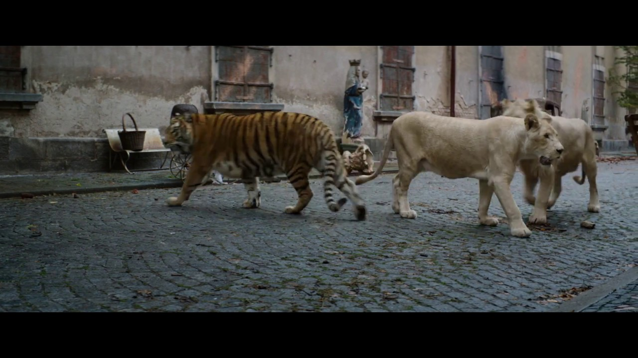 The Zookeepers Wife [NL trailer]