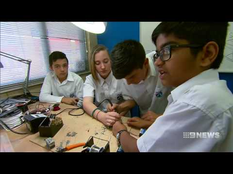Future Schools | 9 News Perth