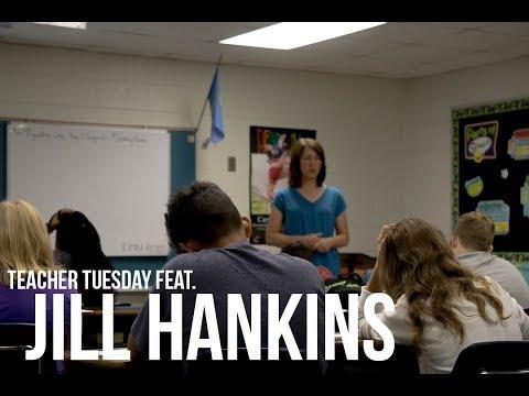#TeacherTuesday - Jill Hankins