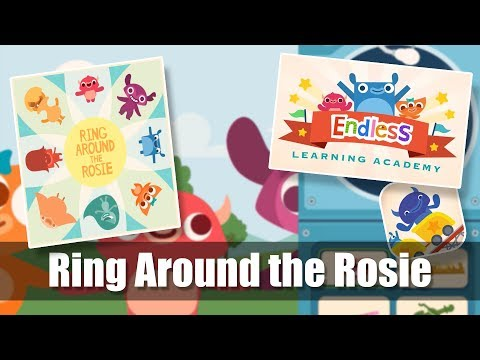 #7 | Ring Around the Rosie | Endless Learning Academy | Endless Music Activity for iPad