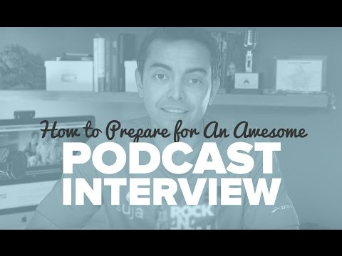 How to Prepare for An Awesome Podcast Interview – SPI TV Ep. 50