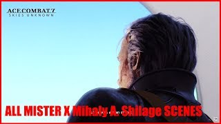 Ace Combat 7 Skies Unknown All Mihaly A. Shilage MISTER X ENCOUNTERS 22