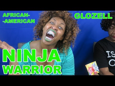 African-American Ninja Warrior - GloZell