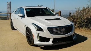 5 Things You Might Not Know About The CTS-V