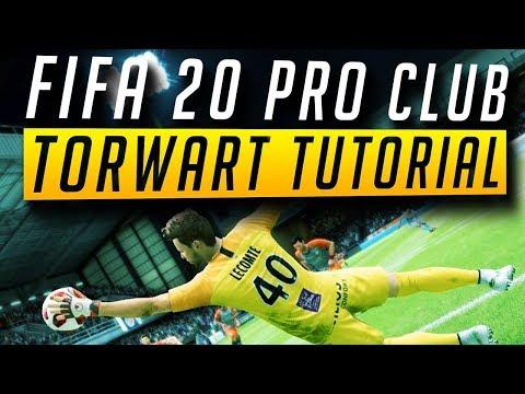 FIFA 20 Pro Clubs Torwart Tutorial Paraden