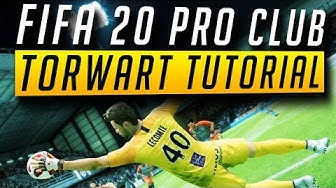 FIFA 20 Pro Clubs Torwart Tutorial Paraden