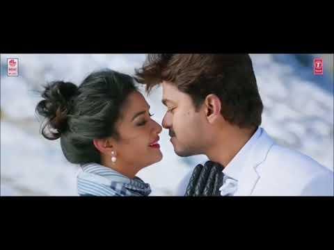 Mersal Vijay and Keerthy Suresh | Song remix | Roja Malare Rajakumari remix