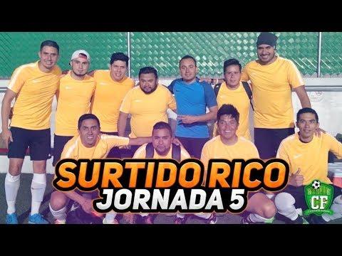 SURTIDO RICO - JORNADA 5