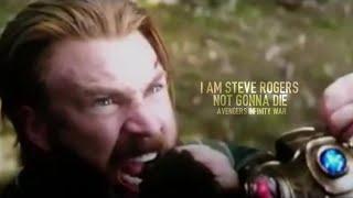 Steve Rogers - Not Gonna Die