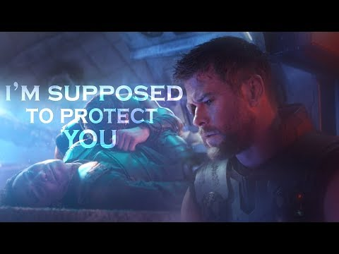 (Marvel) Thor | I'm Supposed to protect you