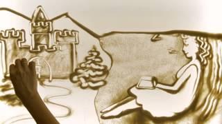 АРМАДА: Сказочная песочная анимация на свадьбу. Барнаул
