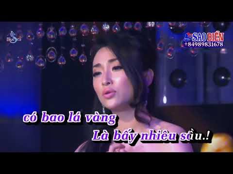 [Karaoke HD] Thu Sầu - Như Ý