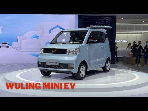 Elektroauto Wuling Hongguang Mini EV
