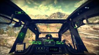 1 Let's Play Apache Air Assault (2010) Mission 1