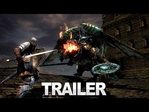 Dark Souls Trailer - Prepare to Die Edition