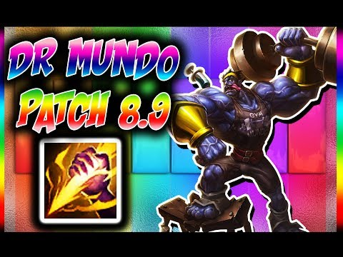 DR MUNDO JUNGLE
