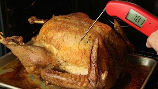 The Right Way to Take the Temperature of Your Turkey