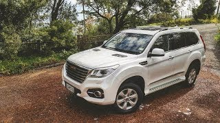 Haval H9 - NZ Review and Test Drive - The Open Road