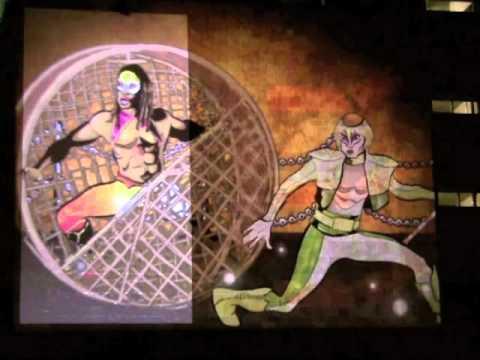 Cirque Du Soleil At Comic Con 2011