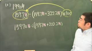 6 「わかること」と「考えられること」2【グラフ問題特別ゼミ 公立中高一貫校対策 24日間で完成 】|朝日学生新聞社