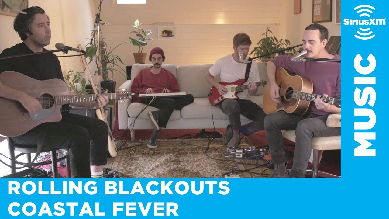 Rolling Blackouts Coastal Fever – Malibu (Hole Cover) [LIVE for SiriusXMU Sessions]