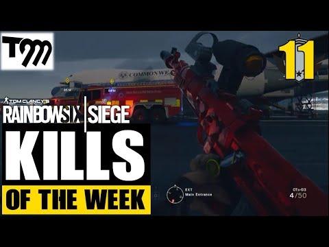 Rainbow Six Siege - TOP 10 KILLS OF THE WEEK 2018 #11
