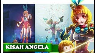 kisah nyata hero angela sang robot generasi baru yang diciptakan setelah saber dan alpha