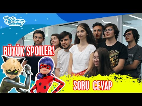 SORU-CEVAP: Disney Channel'la Alakalı En Merak Edilenleri Cevapladık! 😮 | Di