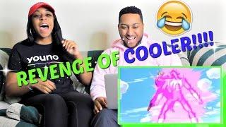 DragonBall Z Abridged MOVIE: Revenge of Cooler - TeamFourStar REACTION!!!
