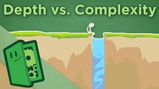 Depth vs Complexity - Why More Features Don