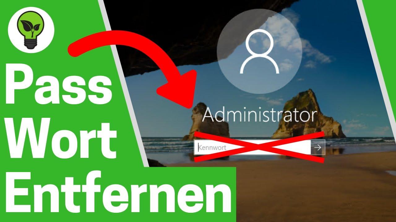 Abschalten anmeldung windows kennwort 10 Windows 10: