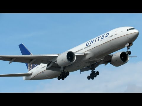 The Best of HD Plane Spotting at EWR - The Diversity of Planes and Airlines