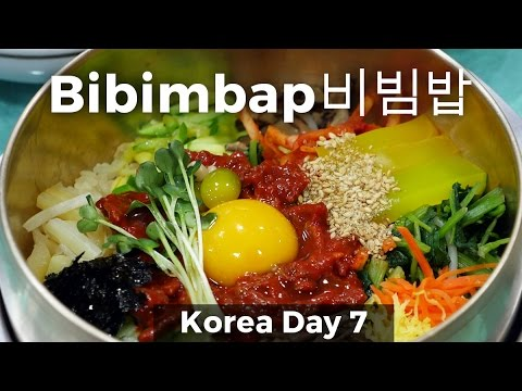 The Ultimate Korean Bibimbap and Attractions in Jeonju (Day 7)