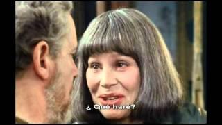 "Ingmar Bergman ""Después del ensayo"" (1984)"